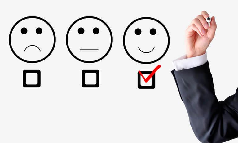 electronic customer surveys